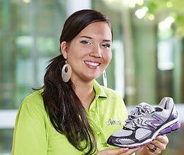 Silke Clemens- Projektkoordinatorin BGM (Betriebliches Gesundheitsmanagement)