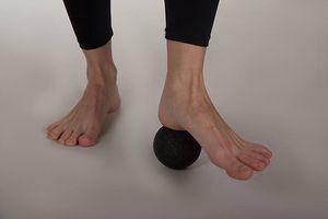 Übungen bei Fersensporn und Achillodynie